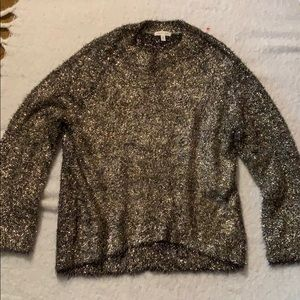 Anthropologie bling sweater silence + noise XS/S